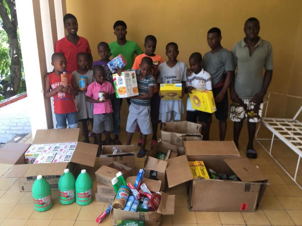 Haitian Orphanage Supplies